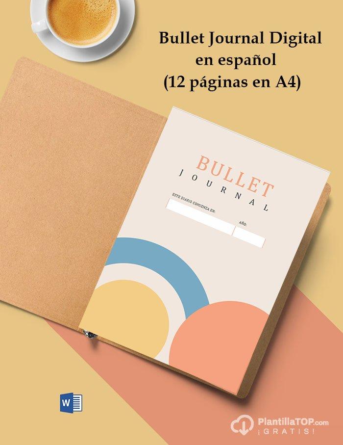Bullet Journal Digital en Español