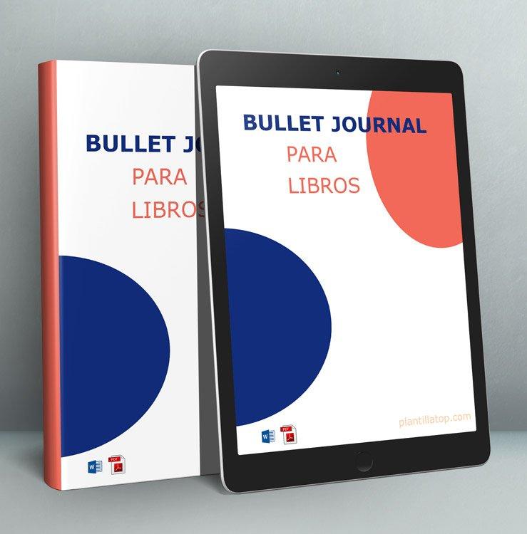 bullet journal gratis para imprimir