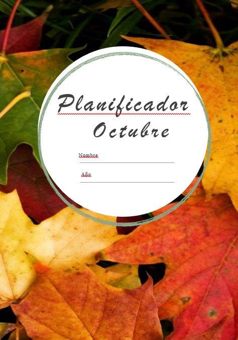planificador octubre digital